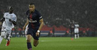 """Mbappé tendrá que conformarse con escoltar a Messi en la """"Bota de Oro"""""""