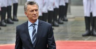 """Macri cuestiona la """"corrupción"""" en las obras públicas de Gobiernos anteriores"""