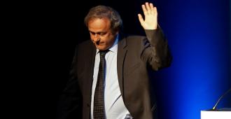 Fue detenido en Francia el ex presidente de la UEFA Michel Platini