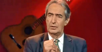 Falleci� a los 84 a�os el popular conductor Homero Rodr�guez Tabeira