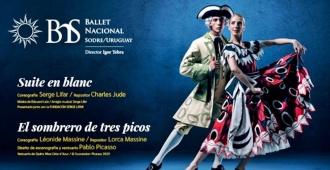 """El Ballet Nacional del SODRE estrena """"Noche Francesa"""""""