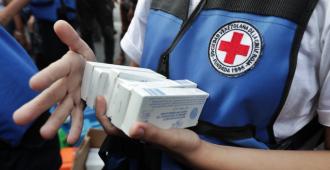 Cruz Roja distribuir� mosquiteros para intentar frenar malaria en Venezuela