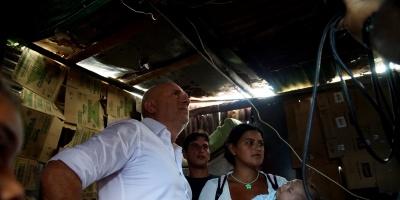 """Novick denuncia """"falta de controles"""" de la IM ante cancelaci�n de obras millonarias"""