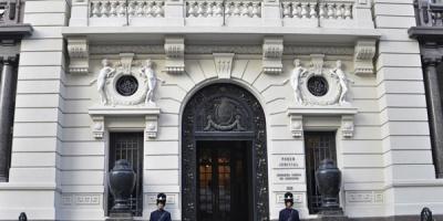 V�zquez pidi� opini�n a Corte de Justicia sobre implantaci�n del nuevo proceso penal