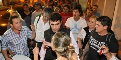 Salto: Lima denunci� agresiones a la Polic�a y ADEOMS deslind� responsabilidad