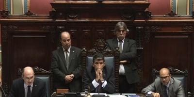 Sendic defendi� en Cuba las pol�ticas del Frente Amplio en el Gobierno
