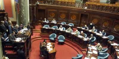 Senado aprob� aumentar penas de narcotr�fico tras acuerdo en reuniones de seguridad