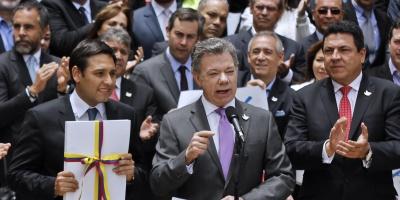 Colombia en rumbo a concretar paz con FARC