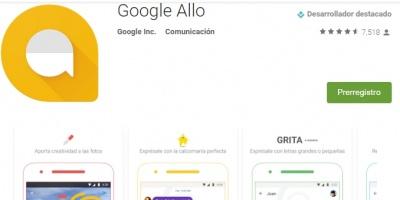 """Google lanza su servicio de mensajería """"inteligente"""" Allo"""
