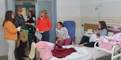 El Hospital de Rocha registra bajos indicadores de ces�reas