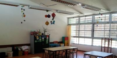 Escuelas de Montevideo realizan paro por agresi�n a maestra en el Cerro