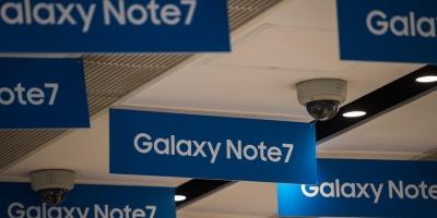 Beneficios de Samsung caen 30% debido al Galaxy Note 7
