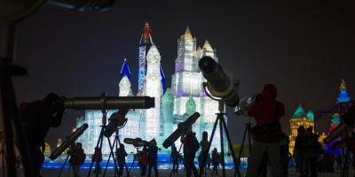 Un telescopio chino busca extraterrestres a expensas de miles de expropiaciones