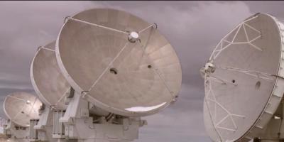 Radiotelescopio ALMA puede detectar agua en el Universo