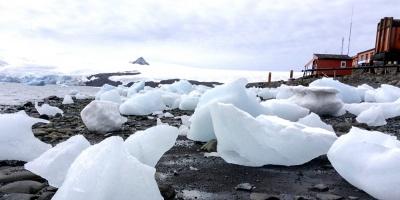 La Antártida, una gigante alerta blanca del cambio climático