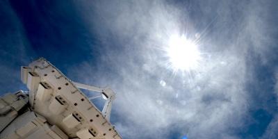 El radiotelescopio chileno ALMA obtiene inéditas imágenes del Sol