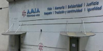 Amenaza de bomba a sede de la AMIA genera pánico en Bs.As.