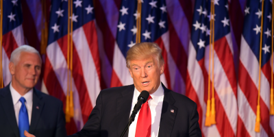 Los preparativos para la toma de mando de Trump