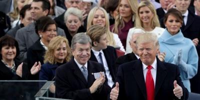 Donald Trump asumió como nuevo presidente de los EEUU
