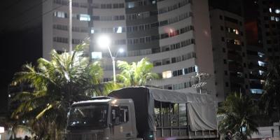 Militares brasileños comienzan a patrullar Natal en séptimo día de rebelión carcelaria