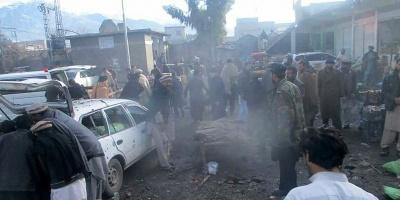 Explosión en un mercado en Pakistán causa 20 muertos