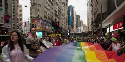 Crean en Holanda aplicación móvil para ayudar a refugiados LGBT