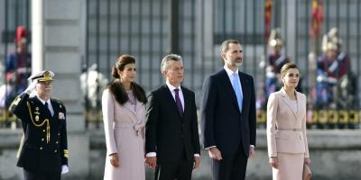 """Ante """"estabilidad"""" argentina, Macri invita a empresas españolas a invertir"""
