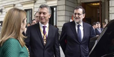 Macri sella reconciliación con España y la insta a invertir en Argentina