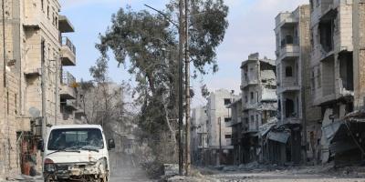 Un atentado suicida del EI deja más de 50 muertos cerca de la ciudad siria de Al Bab