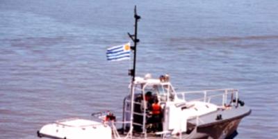 La Armada rescató a tripulantes de embarcación desaparecida en Maldonado