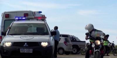 La Pedrera: 50 personas debieron ser asistidas