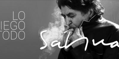Lanzamiento del nuevo disco de Sabina en el metro de Madrid