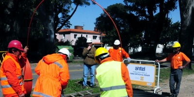 Instalarán fibra óptica en Juan Lacaze
