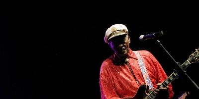 Murió Chuck Berry a los 90 años