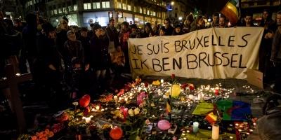 """Una Bélgica en duelo, """"en pie"""" un año después de los atentados"""
