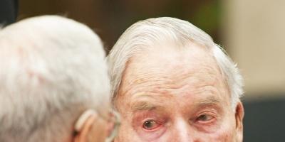Murió el millonario David Rockefeller