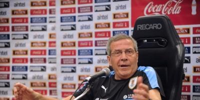 """Tabárez: Uruguay - Brasil """"es un partido histórico"""""""