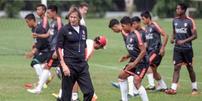 Perú jugará en máximo nivel ante Venezuela, asegura Gareca