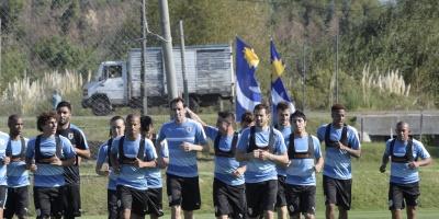 Uruguay completa el plantel este martes