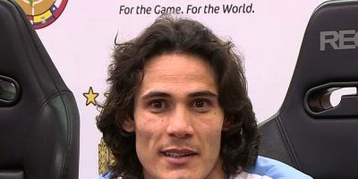 Cavani y la motivación de enfrentar a Brasil