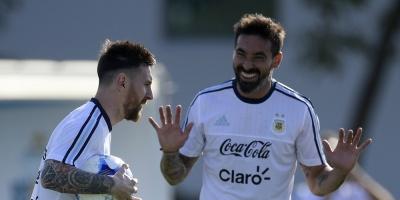 Argentina-Chile juegan en la cornisa