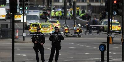 """La Policía británica tilda de """"terrorista"""" ataque ante el Parlamento"""
