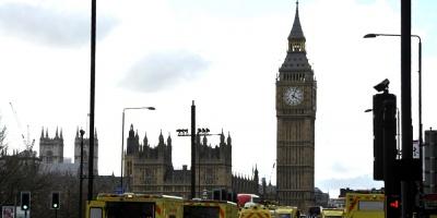 Se conocen detalles del atentado terrorista en el Parlamento en Londres