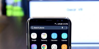 Samsung presenta el nuevo Galaxy S8 con asistente virtual