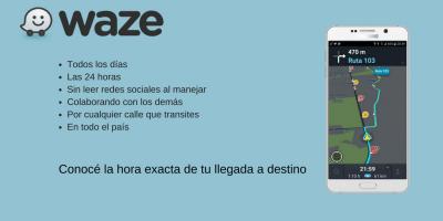 Comunidad uruguaya primera en evento de Waze