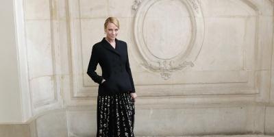 Uma Thurman, presidenta del jurado de Una Cierta Mirada en Cannes