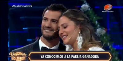 Los uruguayos ganaron en el programa Despedida de Solteros
