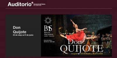 El Ballet Nacional presentó su  próxima reposición: Don Quijote