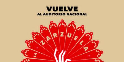 Gala de zarzuela éste jueves 27 a las 20 hs. en el Auditorio del Sodre Adela Reta