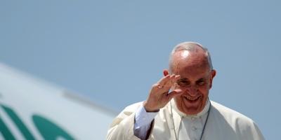 Papa viaja a Egipto para llevar un mensaje de paz y tolerancia